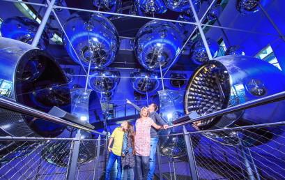 Stadt, Land, Stahl: Linz und die voestalpine Stahlwelt