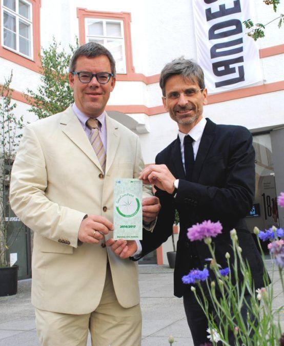 Zusammenarbeit mit dem SALZBURG MUSEUM vereinbart