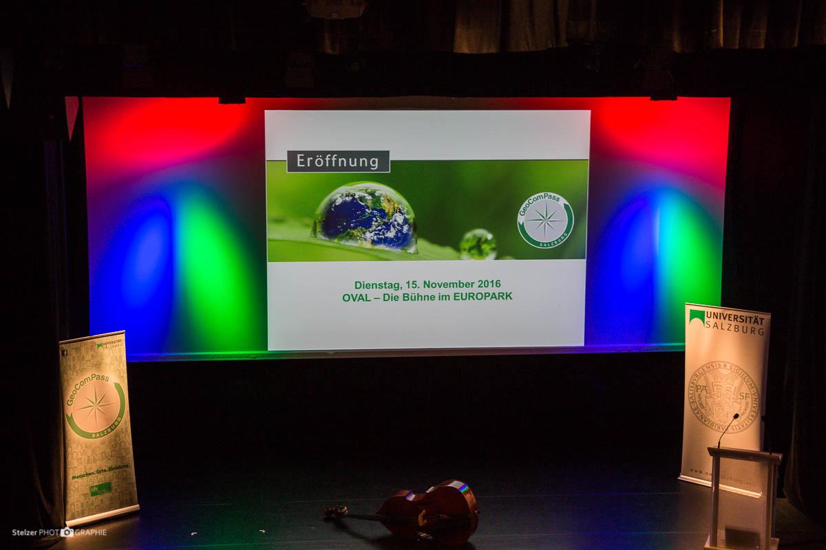 GeoComPass SALZBURG mit erster Vortragsveranstaltung erfolgreich eröffnet
