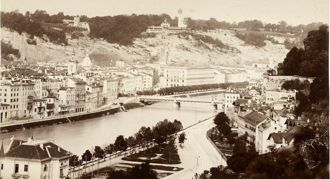 In Salzburg droht der totale Verkehrskollaps