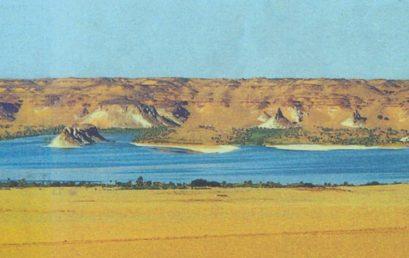 Paradies in der Wüste – Seenlandschaft der tschadischen Sahara