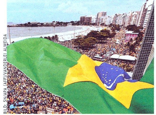 Brasilien: Tropischer Riese in der Krise