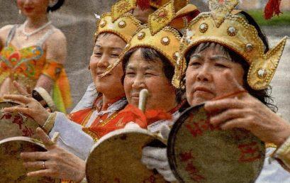 Neue Wege nach China