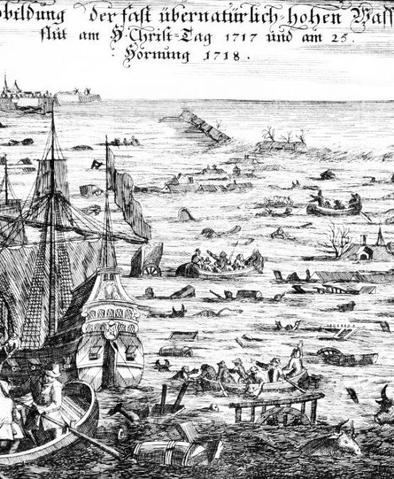 1000 Jahre Wetter, Klima und Katastrophen – zum Klimawandel in Mitteleuropa