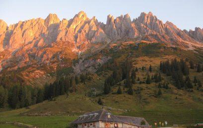 """""""Erz der Alpen UNESCO Global Geopark"""": Bergbau am Fuße des Hochkönigs -unterwegs am Geotrail Wasserfallweg"""