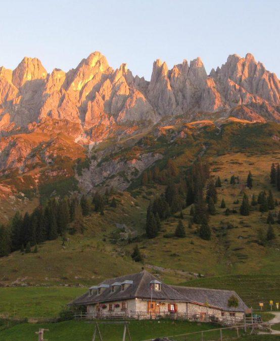 """UNESCO-Geopark """"Erz der Alpen"""": Bergbau am Fuße des Hochkönigs – auf dem Knappensteig vom Arthurhaus nach Mühlbach"""
