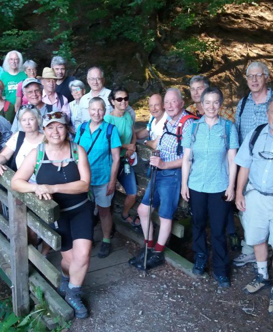 """Mit GeoComPass unterwegs im """"UNESCO-Geopark-Erz der Alpen"""" im Pongau"""