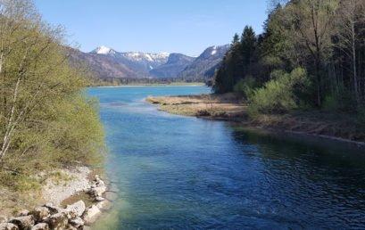 Hintersee und die westliche Osterhorngruppe – Schwindende Seen, ehemalige Gletscher und Konflikte der Raumnutzung
