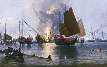 China: 150 Jahre auf dem Weg zurück an die Weltspitze