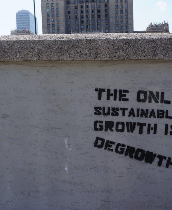 In unserer Vollen Welt brauchen wir eine Neue Aufklärung. Nachhaltigkeit – neues Denken – neue Politik