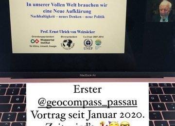 GeoComPass SALZBURG Comeback